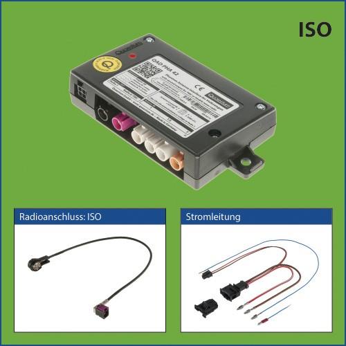 Phantomspeiseadapter ISO